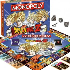 Monopoly - Dragon Ball
