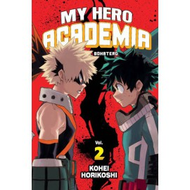 Manga - Boku no Hero Academia tom 2 sklep