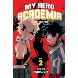 Manga - Boku no Hero Academia tom 2 sklep