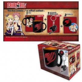 Zestaw prezentowy - Fairy Tail