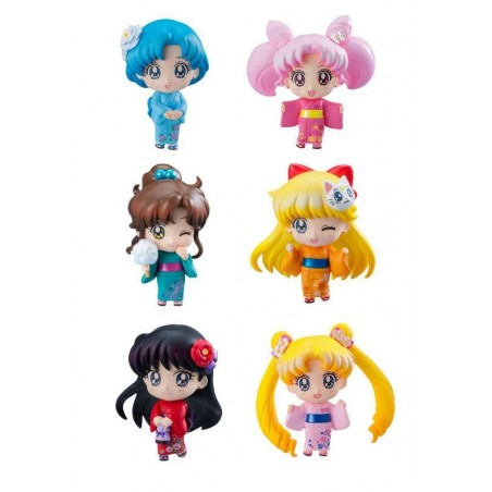 Figurki - Sailor Moon