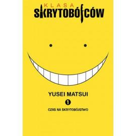 Ansatsu Kyoushitsu tom 1