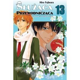 Manga - Służąca Przewodnicząca tom 13