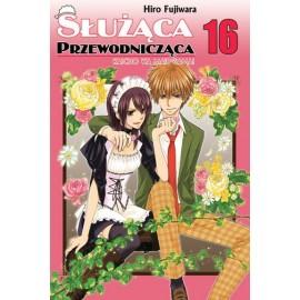 Manga - Służąca Przewodnicząca tom 16