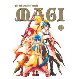 Magi: the labyrinth of magic - tom 11