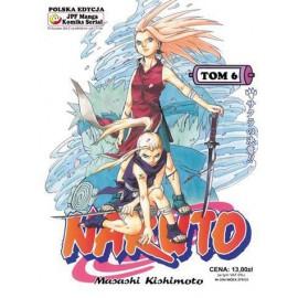 Manga Naruto tom 6
