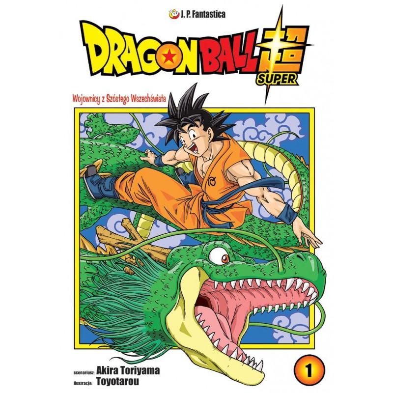 Dragon Ball Super - tom 1