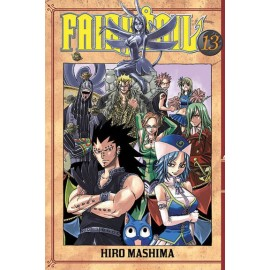 Manga - Fairy Tail tom 13