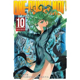 Manga - One Punch Man tom 10