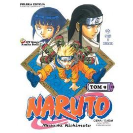 Manga Naruto tom 9