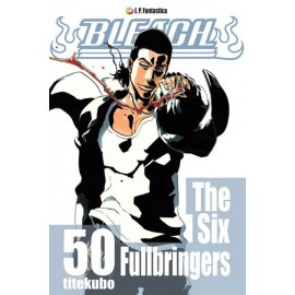 Manga Bleach - Tom 50