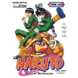 Manga Naruto tom 10