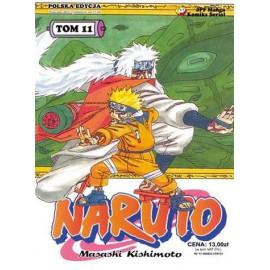 Manga Naruto tom 11
