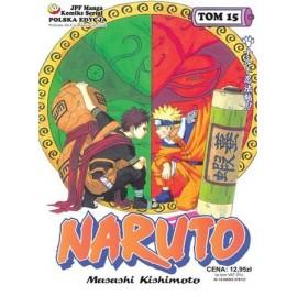 Manga Naruto tom 15