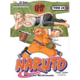 Manga Naruto tom 18