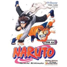 Manga Naruto tom 23