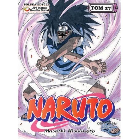 Manga Naruto tom 27