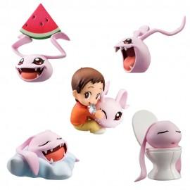 Zestaw 6 mini figurek - Digimon