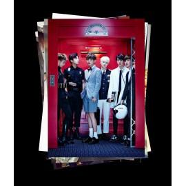Plakat - BTS v9
