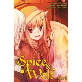 Spice & Wolf - tom 12