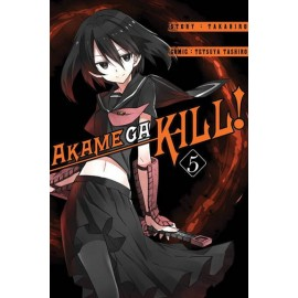 Manga - Akame ga Kill! tom 5