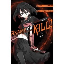 Manga - Akame ga Kill! tom 5