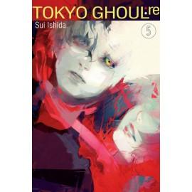 Tokyo Ghoul:Re - tom 5
