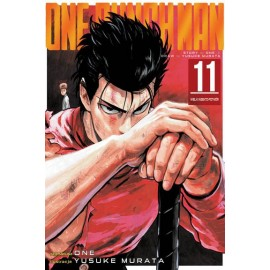Manga - One Punch Man tom 11