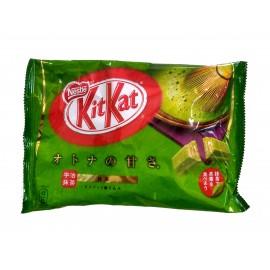 Mini KitKat - Zielona herbata