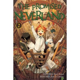 The promised neverland - tom 2