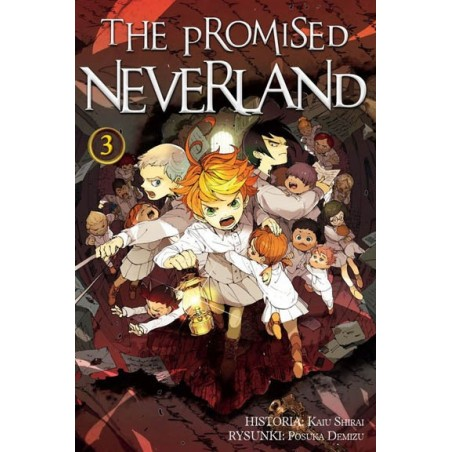 The Promised Neverland - Tom 3