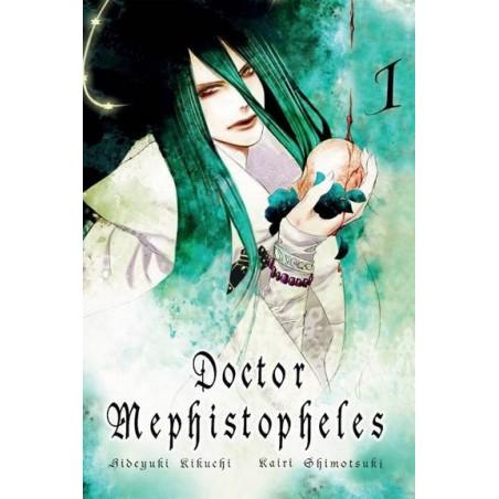Doctor Mephistopheles tom 1