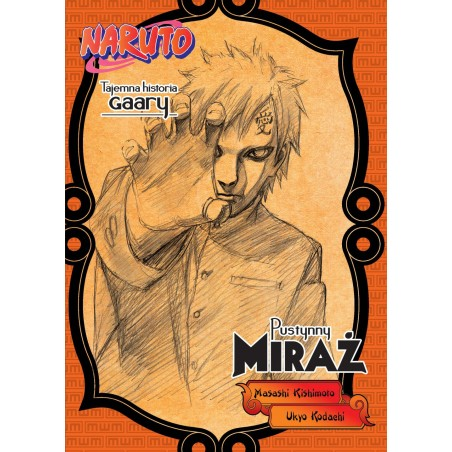 Naruto: Tajemna historia Gaary