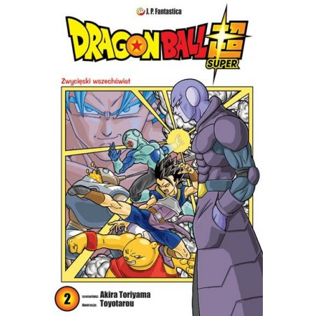 Dragon Ball Super - tom 2