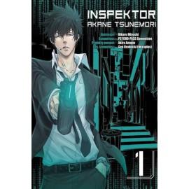 Inspektor Akane Tsunemori Tom 1