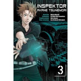 Inspektor Akane Tsunemori Tom 3