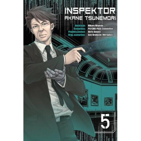 Inspektor Akane Tsunemori Tom 5