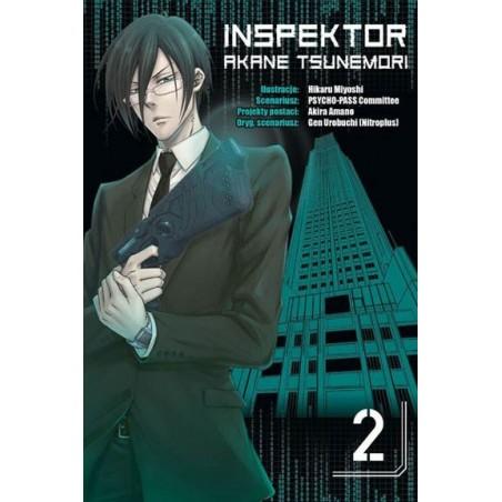 Inspektor Akane Tsunemori Tom 2