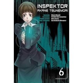 Inspektor Akane Tsunemori Tom 6