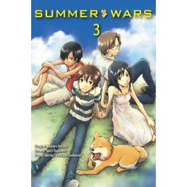 Manga Summer Wars tom 3