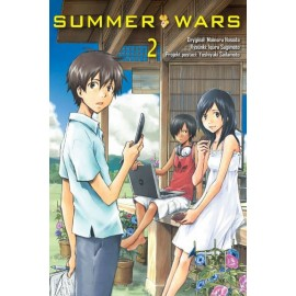 Manga Summer Wars tom 1