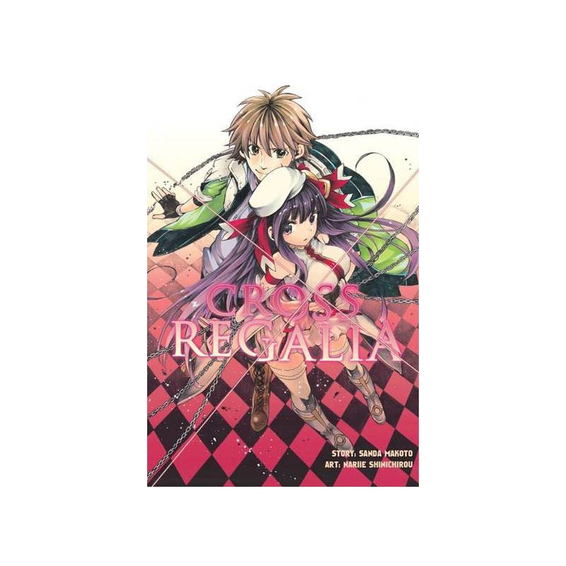 Cross x Regalia
