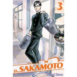 Ja, Sakamoto -Tom 3
