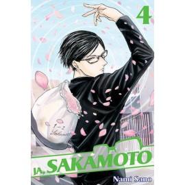 Ja, Sakamoto -Tom 4