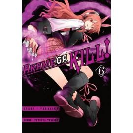 Manga - Akame ga Kill! tom 6