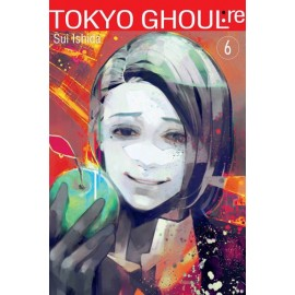 Tokyo Ghoul:Re - tom 6