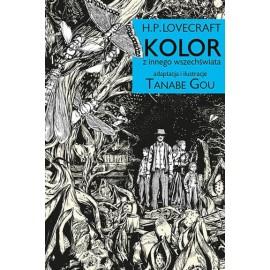 H.P. Lovecraft - KOLOR z innego wszechświata