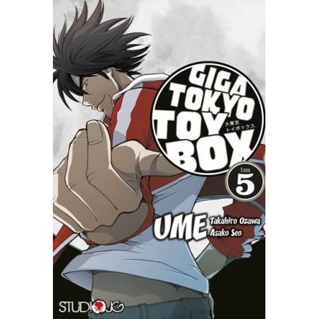 Giga Tokyo Toy Box - Tom 5