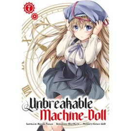 Unbreakable Machine-Doll - Tom 1