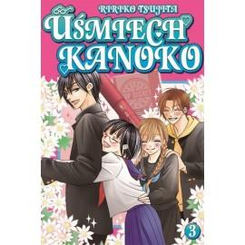 Uśmiech Kanoko -  Tom 1